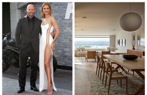 Jason Statham și Rosie Huntington Whiteley