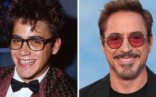 Cât de mult te schimbă timpul: 17 vedete care arată altfel după 20 de ani