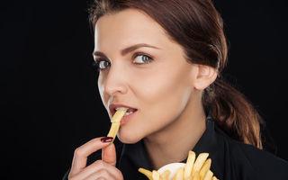 Ce se va întâmpla dacă mănânci cartofi prăjiți în fiecare zi?