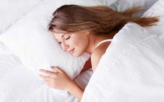 Somnul profund este secretul unei cariere de succes