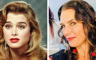 19 femei celebre de peste 50 de ani care nu și-au făcut nicio operație estetică
