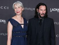 Femeia care l-a cucerit pe Keanu Reeves: Cine este Alexandra Grant, prima lui iubită după 20 de ani