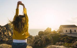 Cum să trăiești viața pe care ți-o dorești – Fericirea e la 3 pași distanță