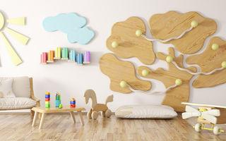 9 idei pentru decorațiuni care transformă camera unui copil într-un spațiu de vis