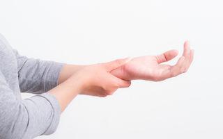 Amorțeala mâinilor: ce probleme de sănătate poate ascunde