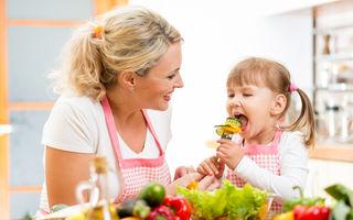 Sunt mamă și sunt responsabilă pentru mâncarea copilului meu! Și nu numai!