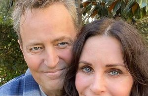 Matthew Perry, Courteney Cox