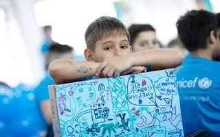 UNICEF propune crearea unui Minister pentru copii