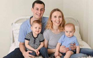 Cuplul care luptă pentru viață: I-au cerut unei femei să nu facă avort și i-au promis că adoptă copilul. Au avut o mare surpriză