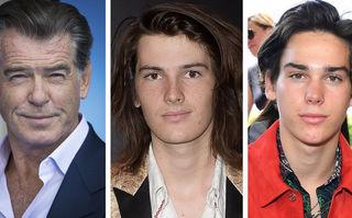 14 bărbați celebri și fiii lor care le calcă pe urme: Ce băieți!