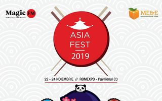 Cea de-a șaptea ediție Asia Fest, weekendul acesta la Romexpo