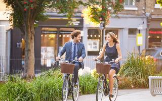 Fă mișcare în ciuda aglomerației: cele mai bune orașe pentru bicicliști