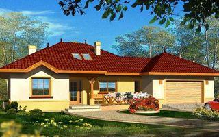 Modele de case joase. 3 locuințe simple, dar minunate atât la exterior, cât și la interior