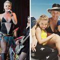 Cum arată acum femeile rebele din anii 2000: Pink e o mamă excentrică