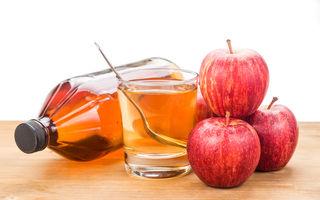 De ce ar trebui să consumi oțet de mere cu miere?