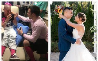 Love story modern: O tânără bolnavă de cancer și-a rugat iubitul să o lase și să-și trăiască viața, iar el a cerut-o în căsătorie