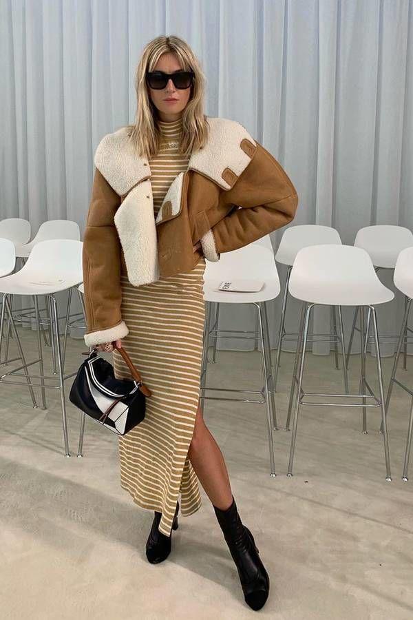 Cum s? por?i rochiile tricotate iarna. 5 stiluri pe care s? le �ncerci