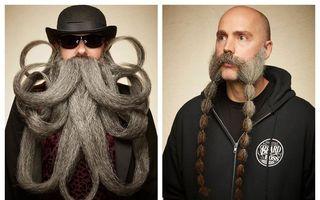 Cele mai originale bărbi și mustăți din 2019: 30 de bărbați care au multă imaginație