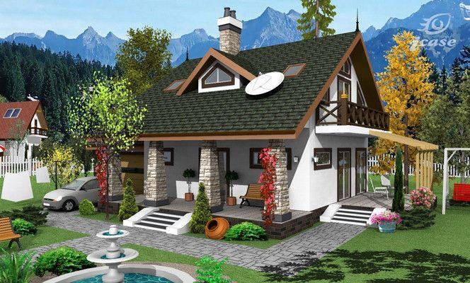 Modele de case cu open space – relaxare fără limite