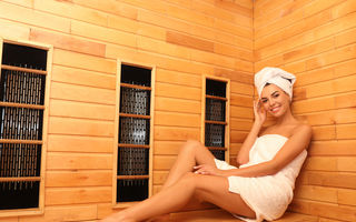 Sauna cu infraroșu: 6 beneficii pentru frumusețe și sănătate