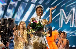 Zozibini Tunzi, Miss Universe