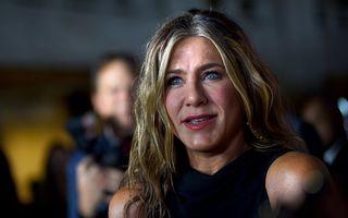 Jennifer Aniston a izbucnit în lacrimi când o fată i-a cerut ajutorul: Cum i-a schimbat viața vedeta