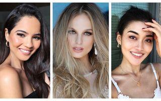 15 femei superbe care definesc frumusețea timpurilor noastre: Toate pot fi Miss Univers!