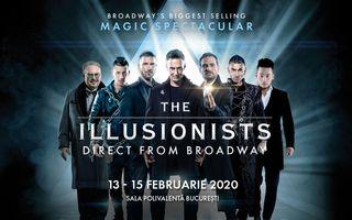 The Illusionists vin în premieră la București cu un show de magie pe care nu trebuie să îl ratezi