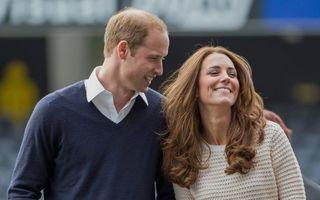 Cum a încercat Prințul William să o cucerească pe Kate Middleton în timpul studenției