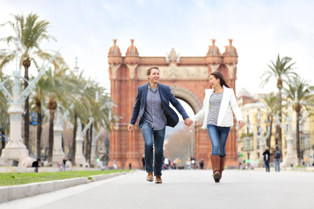 Activitati de cuplu in Barcelona