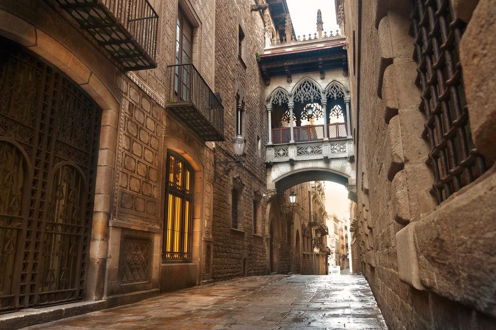 Barcelona El Gotico