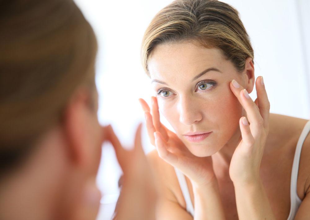 Piele perimenopauza acnee