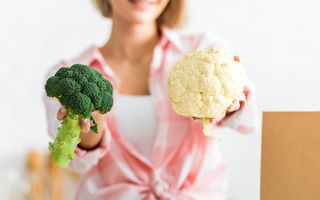 Conopida sau broccoli: care este leguma femeilor?
