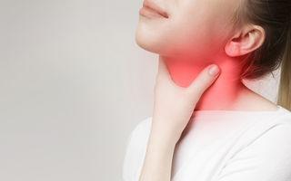 Cancerul la gât. Simptome și cauze