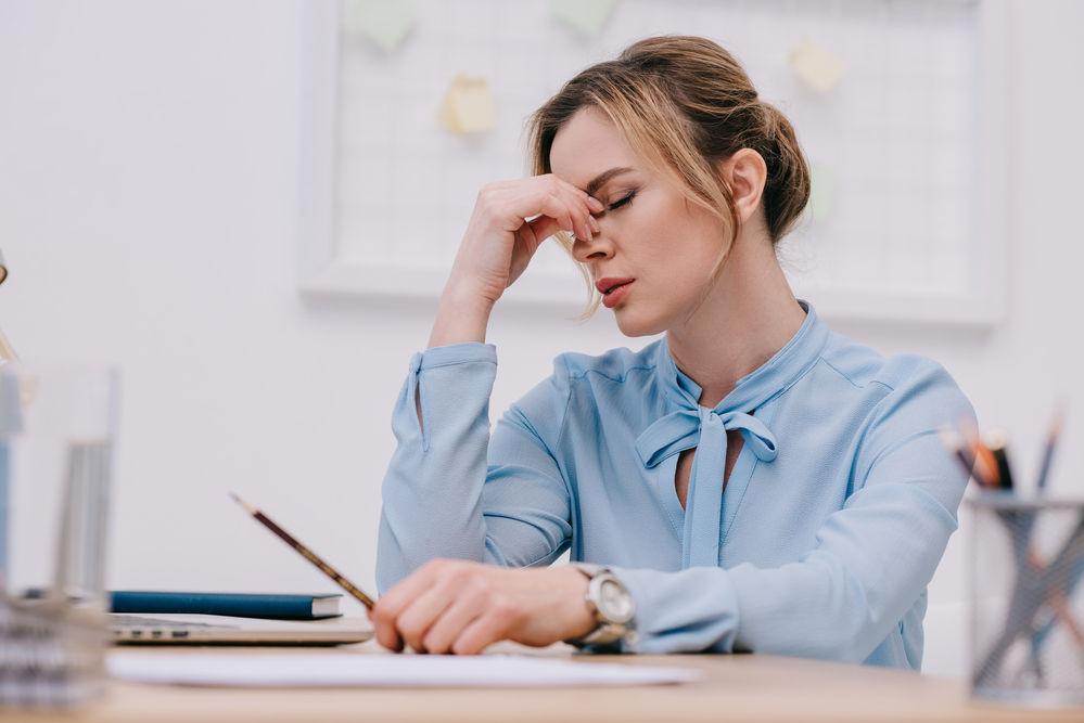 Stres menopauza prematura