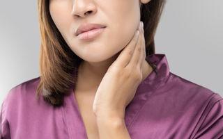 Care sunt factorii de risc pentru cancerul la gât?