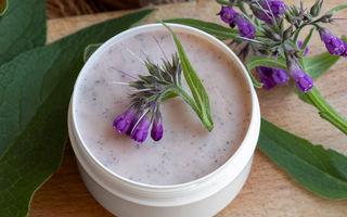 Ce beneficii îți asigură crema de tătăneasă?
