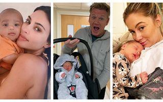 20 de vedete care au devenit părinți în 2019: Sunt niște oameni fericiți!