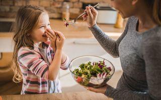 Copiii care urmăresc acest tip de emisiune mănâncă mai sănătos