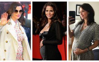 18 femei celebre care au născut la 40 de ani: Niciodată nu-i prea târziu!