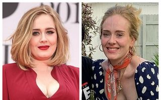 Cum a slăbit Adele aproape 50 de kilograme: Sucuri verzi și doar 1.000 de calorii pe zi