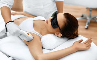 6 mituri despre epilarea definitivă cu laser
