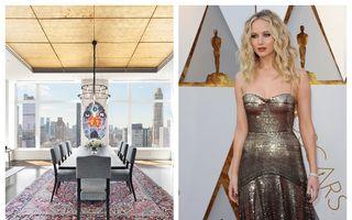 Cum arată apartamentul din New York pe care Jennifer Lawrence cere 12 milioane de dolari: Vedeta îl vinde în pierdere