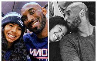 15 imagini emoționante cu Kobe Bryant și fiica lui, Gianna: Împreună până în ultima clipă