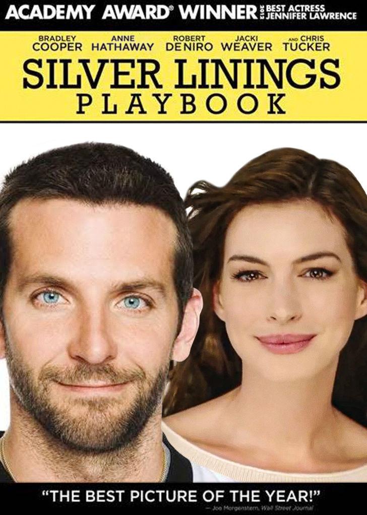 Anne Hathaway - Tiffany �n �Silver Linings Playbook�