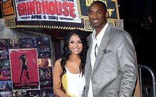 """Cele mai grele zile din viața soției lui Kobe Bryant: """"Nu poate să termine o frază fără să plângă"""""""