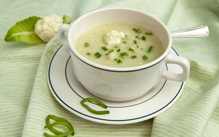 Cele mai simple 2 rețete de supă cremă de legume