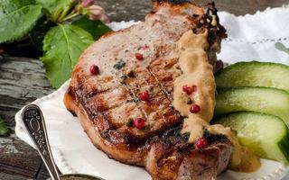 3 rețete delicioase cu carne de porc