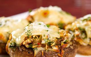 Cele mai bune 3 rețete cu ciuperci