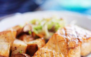 3 rețete sănătoase cu pește